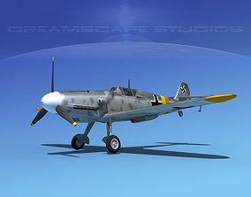 Messerschmitt BF-109 V01 3D model
