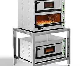 3D Fimar Deck Electric Pizza Oven