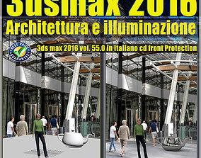 055 3ds max 2016 Architettura e illuminazione vol 55 cd 1