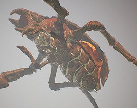 3D model blind bug