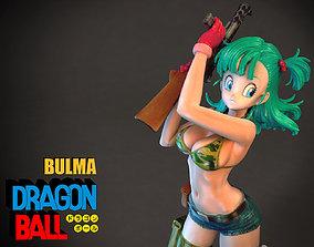 Bulma game 3D model