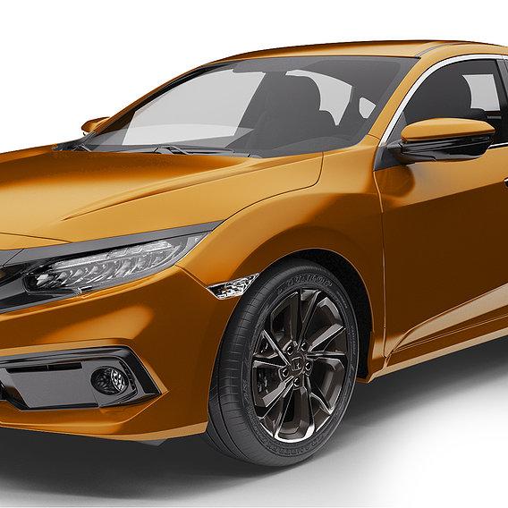 Hardsurface vehicle design