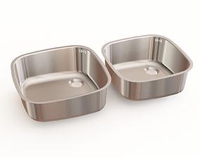 Kitchen sink 18 3D model
