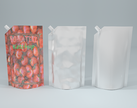 3D DoyPack Packaging