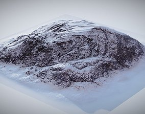 Brushify - Mountains Generic 02 3D model