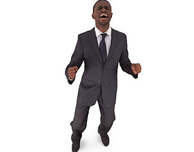 Businessman Delight 3D model
