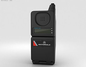Motorola MicroTAC 9800X 3D model