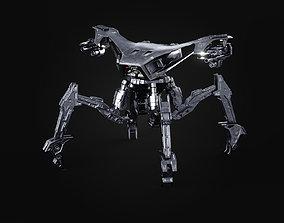 3D Terminator HK Centurion