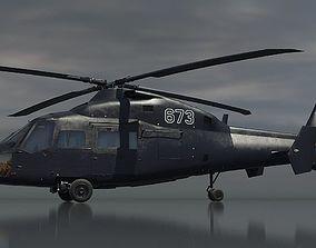 Ka-60 Kasatka helicopter 3D
