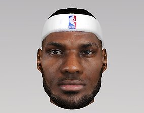 Lebron James 3D