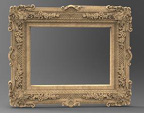 Frame Relief 4 3D model
