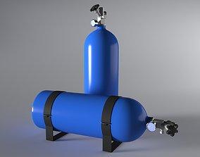 3D nitrous oxide system plastic
