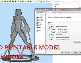 3D printable model sexy-woman Sculpture girl