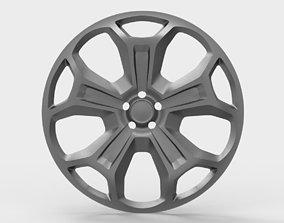 Wheel hub 3D model