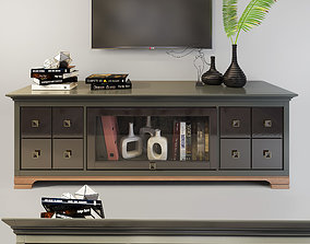3D TV sideboard Country Club FLAI