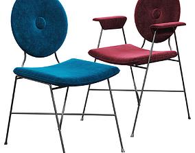 Chair Bontempi Penelope 3D