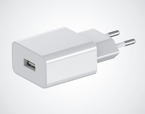3D model android PHONE CHARGER