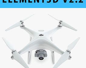 E3D - DJI Phantom 4 PRO 3D