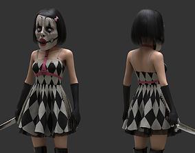 3D model Ballgag Clown