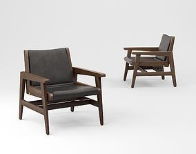 3D model Colpo armchair simple