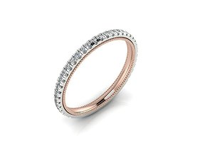 3D print model Ring 66 band