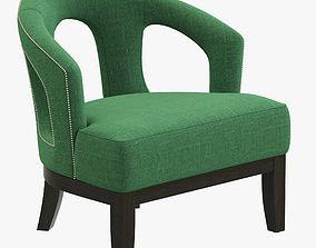 3D model Eichholtz Adam chair