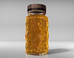 3D Honey 408ml