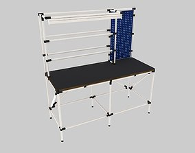 Workbench 3D model stealhammer