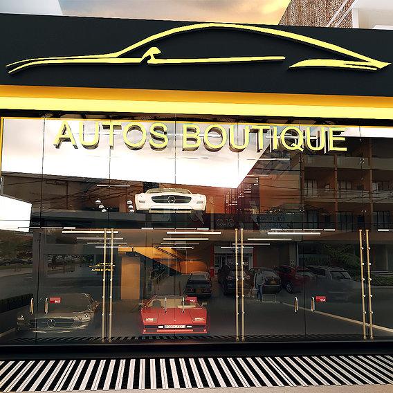 Autos Boutique facade