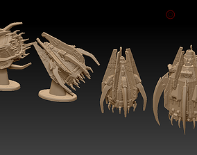 DEATH FROM THE SKY SET 2 Epic - 3D printable model