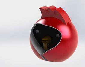 3D print model Omsk Bird