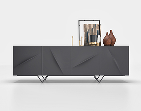3D model Sydney Sideboard Set