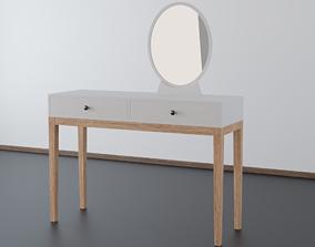 3D PBR Dressing table