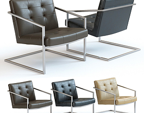 The Sofa and Chair Co - Dafne Armchair 3D