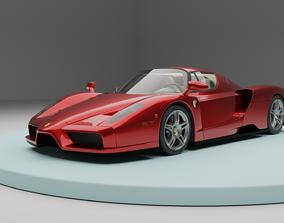 3D racing Enzo Ferrari