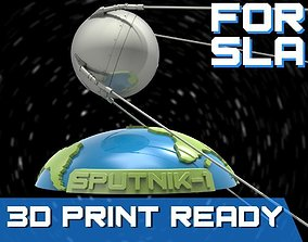 Sputnik - 1 for SLA printers