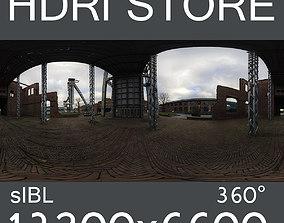 3D model Mine02 HDRi