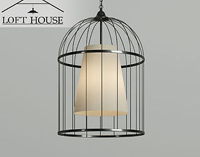 3D model LOFT HOUSE