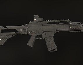 HK G36 3D asset