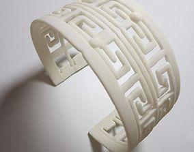 Mayan Bracelet 3D print model