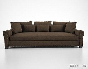 Holly Hunt Coco Sofa 3D