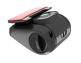 Dash Cam Rexing V1P Pro 3D model
