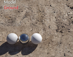 Ultra realistic Ground Scan 3D model