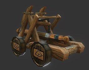 3D asset Battering Ram
