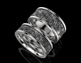 Wedding Ring fashion 3D print model