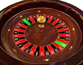3D model Casino Roulette
