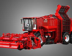 Terra Dos T4 Sugar Beet Harvester 3D
