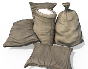 Sack Pack 3D model