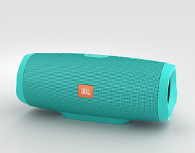 JBL Charge 3 Teal 3D