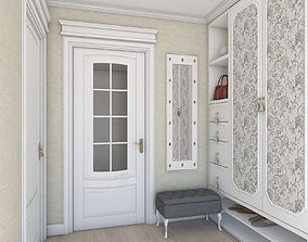Classic style Anteroom 3D model